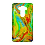 Happy Multicolor Painting LG G4 Hardshell Case