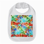 Colorful Mosaic  Bib