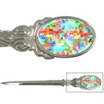 Colorful Mosaic  Letter Openers