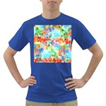 Colorful Mosaic  Dark T-Shirt