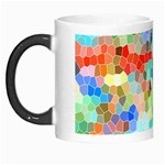 Colorful Mosaic  Morph Mugs