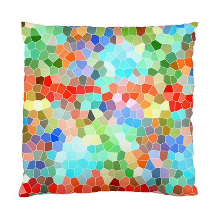 Colorful Mosaic  Standard Cushion Case (One Side)