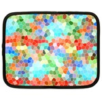 Colorful Mosaic  Netbook Case (XL)