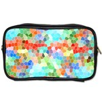 Colorful Mosaic  Toiletries Bags 2-Side Front