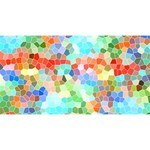 Colorful Mosaic  Magic Photo Cubes Long Side 3