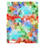 Colorful Mosaic  Apple iPad 3/4 Hardshell Case