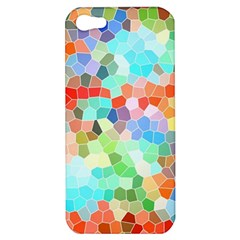 Colorful Mosaic  Apple Iphone 5 Hardshell Case by designworld65