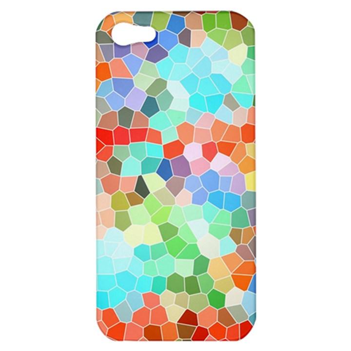 Colorful Mosaic  Apple iPhone 5 Hardshell Case