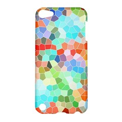 Colorful Mosaic  Apple Ipod Touch 5 Hardshell Case by designworld65