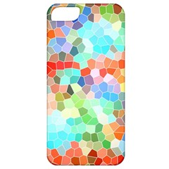 Colorful Mosaic  Apple Iphone 5 Classic Hardshell Case by designworld65