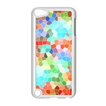 Colorful Mosaic  Apple iPod Touch 5 Case (White)