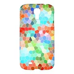 Colorful Mosaic  Samsung Galaxy S4 I9500/i9505 Hardshell Case by designworld65