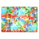 Colorful Mosaic  Samsung Galaxy Tab 10.1  P7500 Flip Case