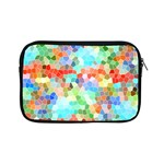 Colorful Mosaic  Apple iPad Mini Zipper Cases Front
