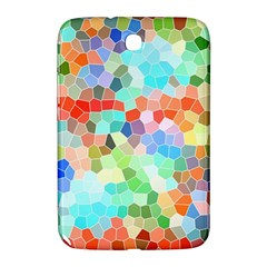 Colorful Mosaic  Samsung Galaxy Note 8 0 N5100 Hardshell Case  by designworld65