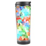 Colorful Mosaic  Travel Tumbler Center
