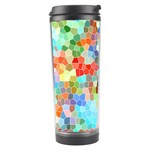 Colorful Mosaic  Travel Tumbler Right
