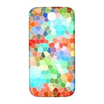 Colorful Mosaic  Samsung Galaxy S4 I9500/I9505  Hardshell Back Case