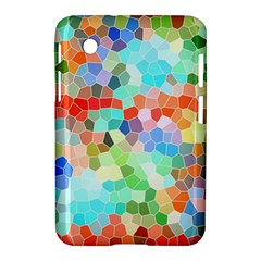Colorful Mosaic  Samsung Galaxy Tab 2 (7 ) P3100 Hardshell Case
