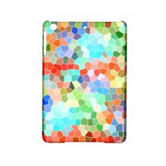 Colorful Mosaic  Ipad Mini 2 Hardshell Cases by designworld65