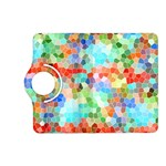 Colorful Mosaic  Kindle Fire HD (2013) Flip 360 Case Front