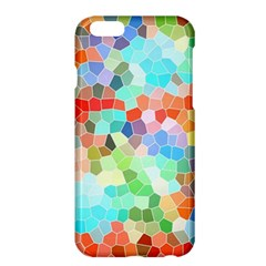 Colorful Mosaic  Apple Iphone 6 Plus/6s Plus Hardshell Case by designworld65