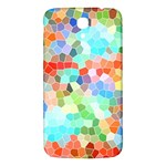Colorful Mosaic  Samsung Galaxy Mega I9200 Hardshell Back Case Front