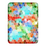 Colorful Mosaic  Samsung Galaxy Tab 4 (10.1 ) Hardshell Case