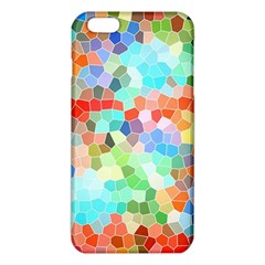 Colorful Mosaic  Iphone 6 Plus/6s Plus Tpu Case by designworld65