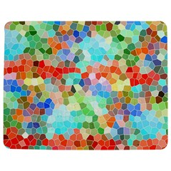 Colorful Mosaic  Jigsaw Puzzle Photo Stand (rectangular) by designworld65