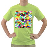 Irritation Colorful Dream Green T-Shirt