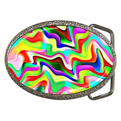 Irritation Colorful Dream Belt Buckles