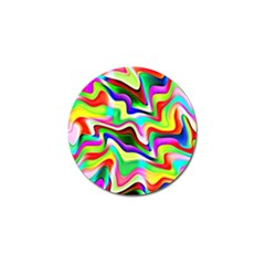Irritation Colorful Dream Golf Ball Marker (4 pack)