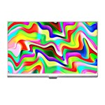 Irritation Colorful Dream Business Card Holders Front