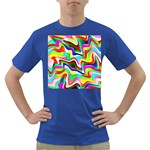 Irritation Colorful Dream Dark T-Shirt Front