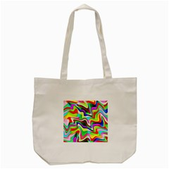 Irritation Colorful Dream Tote Bag (Cream)