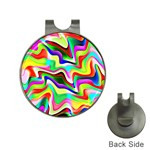 Irritation Colorful Dream Hat Clips with Golf Markers Front