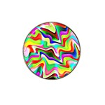 Irritation Colorful Dream Hat Clip Ball Marker (4 pack) Front