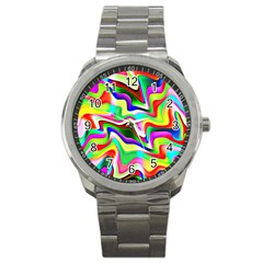 Irritation Colorful Dream Sport Metal Watch