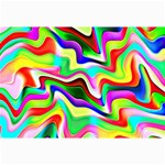 Irritation Colorful Dream Collage Prints 18 x12 Print - 2