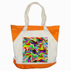 Irritation Colorful Dream Accent Tote Bag