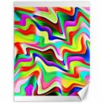 Irritation Colorful Dream Canvas 36  x 48   48 x36 Canvas - 1