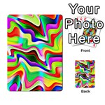 Irritation Colorful Dream Multi-purpose Cards (Rectangle)  Frontback