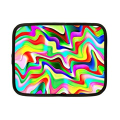 Irritation Colorful Dream Netbook Case (Small)