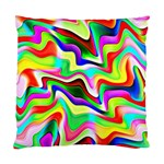 Irritation Colorful Dream Standard Cushion Case (Two Sides) Back