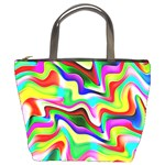 Irritation Colorful Dream Bucket Bags Front