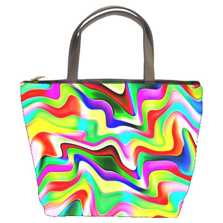 Irritation Colorful Dream Bucket Bags
