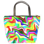 Irritation Colorful Dream Bucket Bags Back