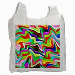 Irritation Colorful Dream Recycle Bag (Two Side)  Front