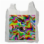 Irritation Colorful Dream Recycle Bag (Two Side)  Back